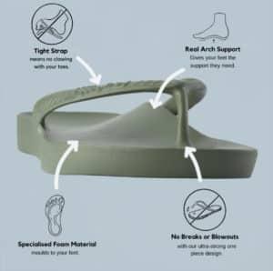 archies footwear